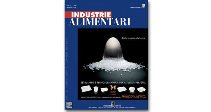 "The September issue of ""Industrie Alimentari"" is now available"