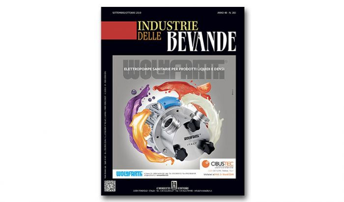 The latest issue of Industrie delle Bevande is now available