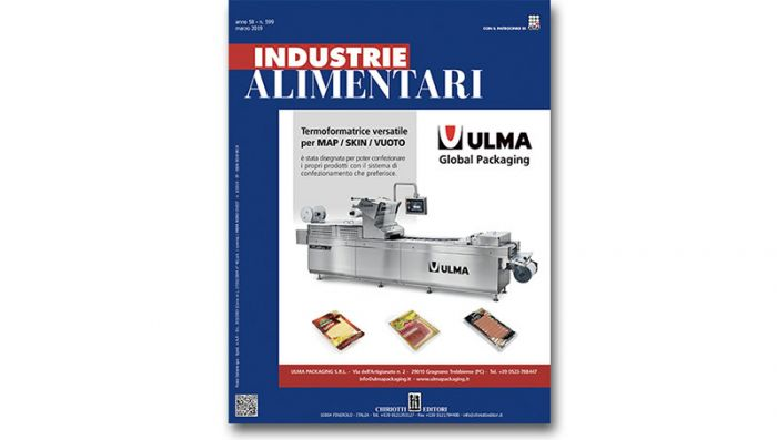 "The March issue of ""Industrie Alimentari"" is now available"