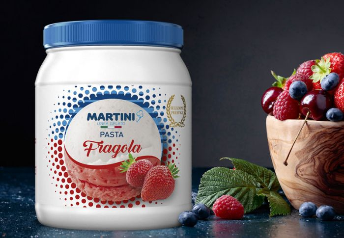 PET Engineering develops the new Martini Linea Gelato line