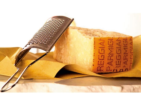 Growing exports of Italian DOP cheeses