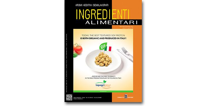 The new Issue of Ingredienti Alimentari is now available