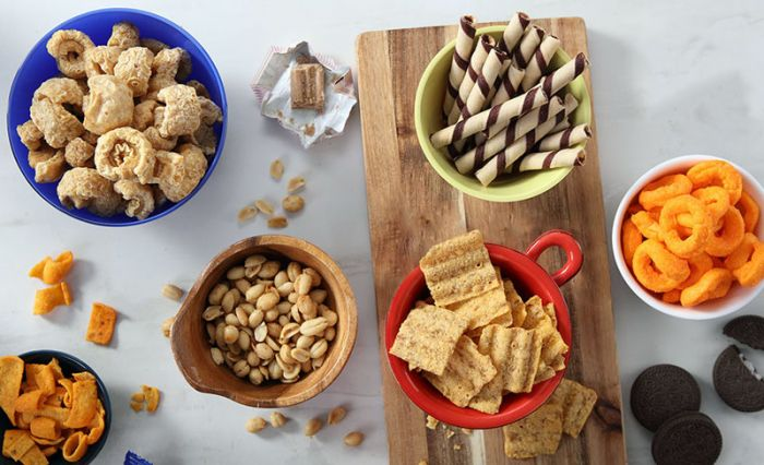 New trends for sweets and snacks