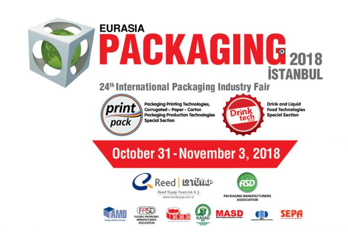 A success story of 24 years: Eurasia Packaging Istanbul Fair