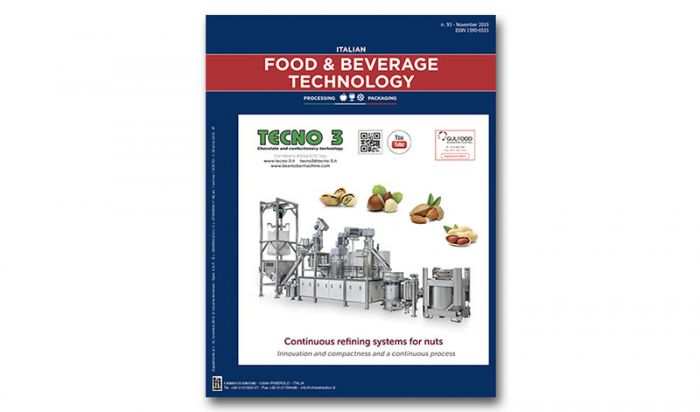 """Italian Food & Beverage Technology"" of November is now available"