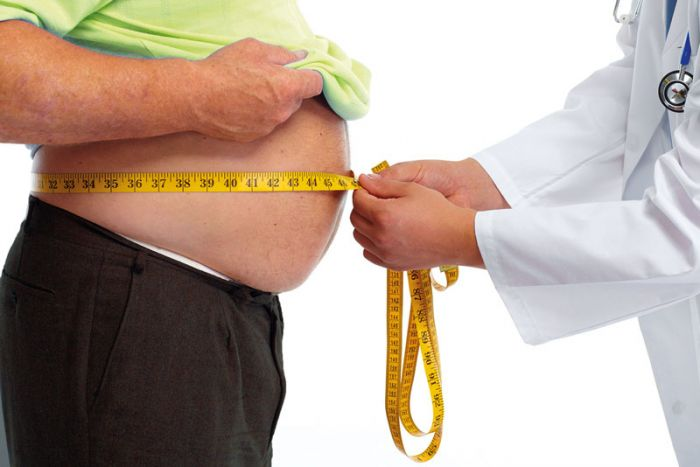 Correlation between genetics and obesity is modified by diet