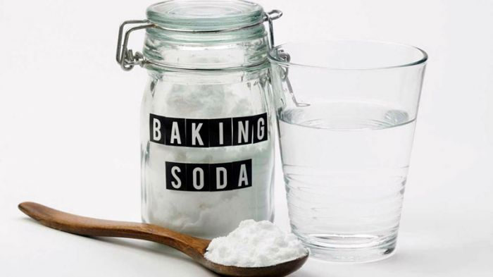 Drinking baking soda to combat autoimmune disease