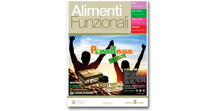 The latest issue of Alimenti Funzionali is now available