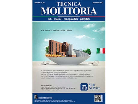 """Tecnica Molitoria"" of November is available now"