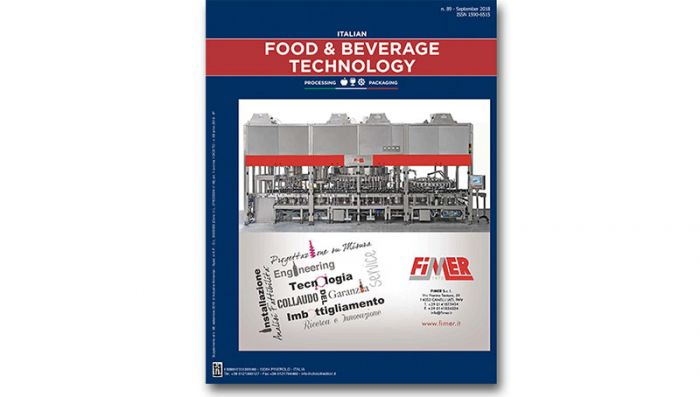 """Italian Food & Beverage Technology"" of September is now available"