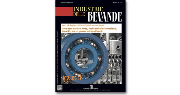 The June issue of Industrie delle Bevande is now available
