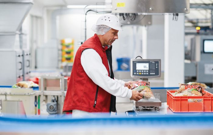 Reliable solutions for bakery goods production