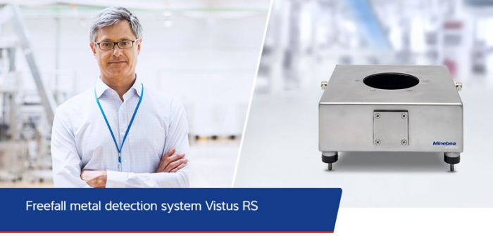 Metal detection coil Vistus RS: maximum metal detection with a minimal space requirement