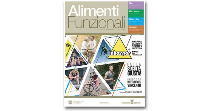 "The winter Issue of ""Alimenti Funzionali"" is now available"