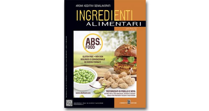 "The Summer Issue of  ""Ingredienti Alimentari"" is now available"